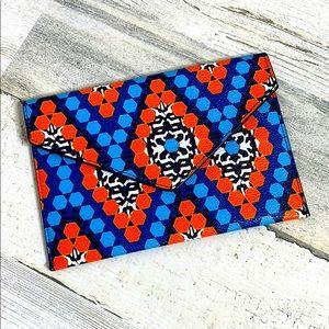 Vera Bradley flat wallet NWOT